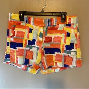 Tommy Hilfiger colorful lightweight shorts size 10